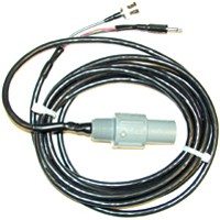 Cable with Temperature for pH Quick Probes (50' Length)