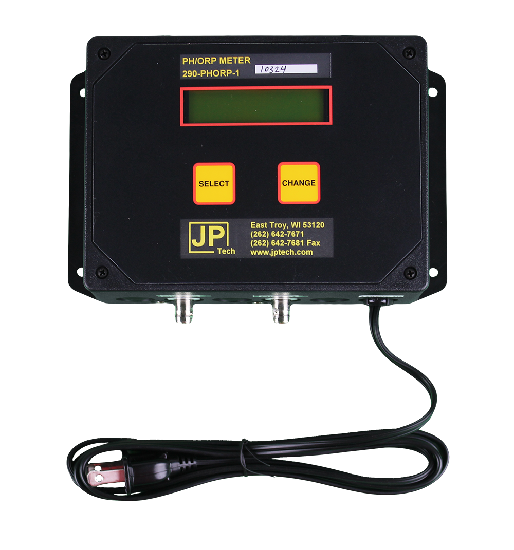 pH and ORP Meters