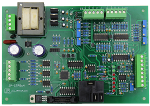 JP Tech CTP Clinton Replacement Control Board