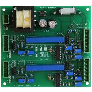 JP Tech Dual Isolation Board