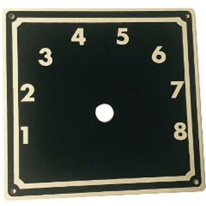 412-8 Tap Switch Plate