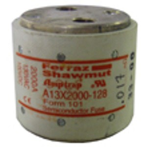 Fuse 2000Amp 130Volt Semiconductor